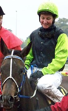 Jockey Michelle Payne