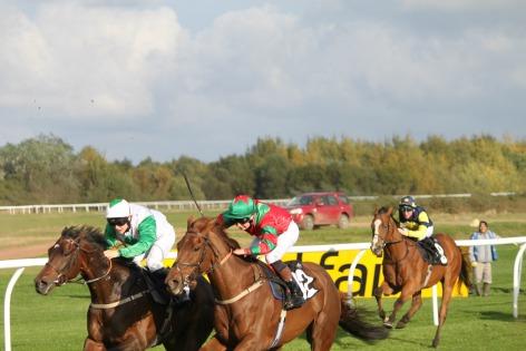 Spread Betting in Racing