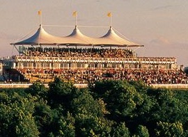 Goodwood Grandstand