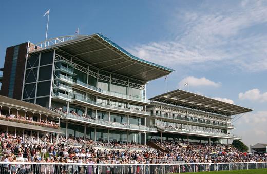 York Racecourse Grandstand