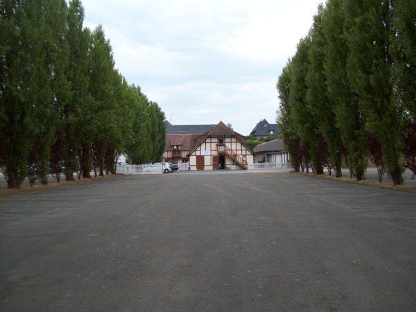 Deauville Racecourse, France