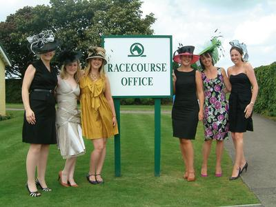 Bath Racecourse Ladies Day