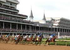 Churchill Downs Racetrack - home of the Kentucky Derby
