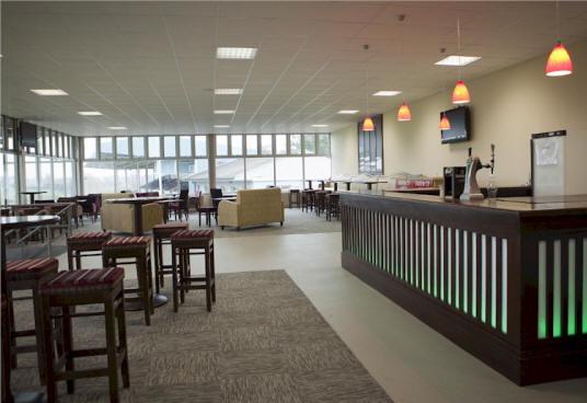The Club Stand Bar, Clonmel Racecourse