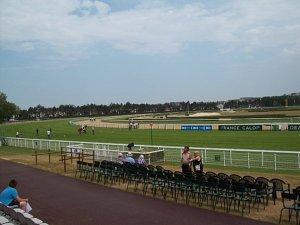 Deauville Racecourse Grandstand