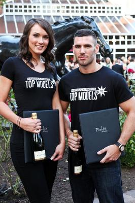Top Model Winners 2012