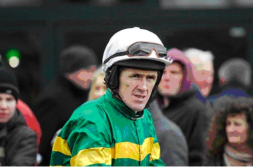 A P McCoy by by danheap77