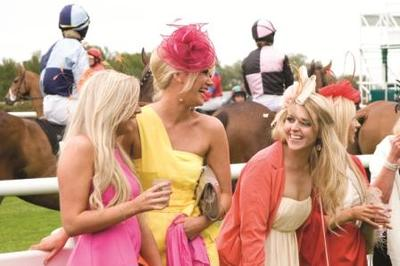Musselburgh Racecourse Ladies Day
