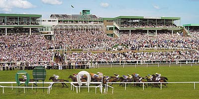 Newcastle Racecourse - photo by drawbias.com