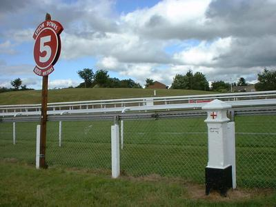 Epsom Racecourse 5f Marker