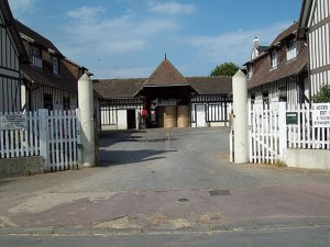 Deauville Racecourse Stables