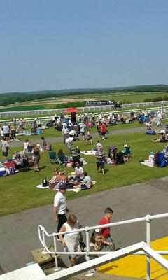 Goodwood Racecourse which stages the Qatar Sussex Stakes