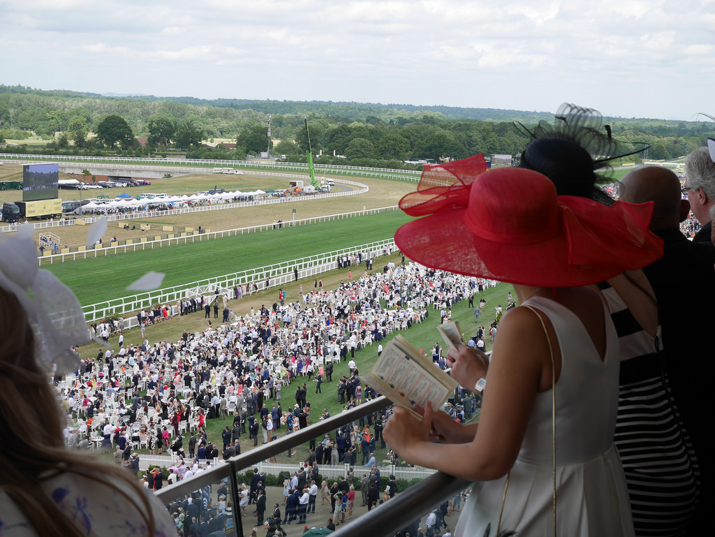 Ascot Racecourse, UK
