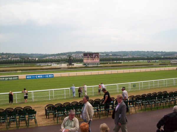 Horse Racing in France