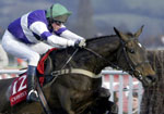 Kingscliff Wins the Foxhunters Chase