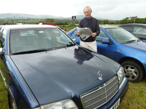 Chris Wigg at Sligo Races