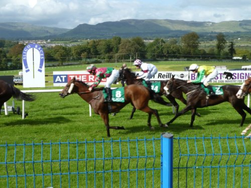 Sligo Racecourse in Ireland