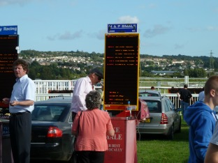 Bookmakers on Course