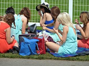Royal Ascot racegoers