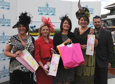 Ladies Day At Stratford Racecourse