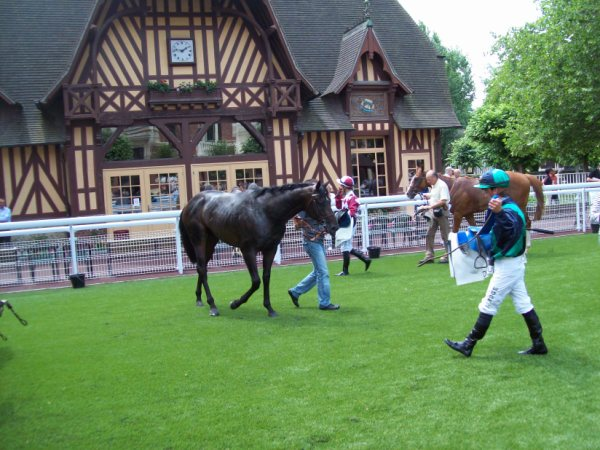 Deauville Winners Enclosure